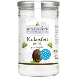BIO PLANET - Kokosfett mild gedämpft 950 ml