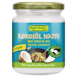 RAPUNZEL - Kokosöl nativ 216 ml