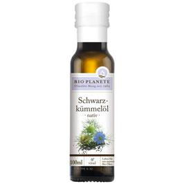 BIO PLANETE - Schwarzkümmelöl nativ 0,1 l