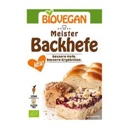 BIO VEGAN - Meister Backhefe 7 g