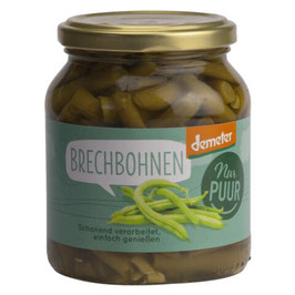 NUR PUUR - Brechbohnen 340 g