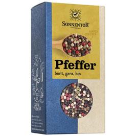 SONNENTOR - Pfeffer bunt ganz 50 g