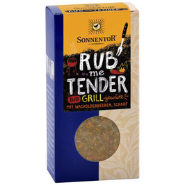 SONNENTOR - Rub me Tender Grillgewürz 60 g