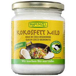 RAPUNZEL - Kokosfett mild 200 g