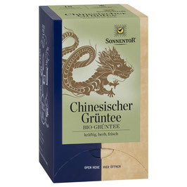 Grüntee Chinesischer á 1,5g 18 Btl