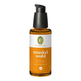 Muskelwohl Aktiv Öl bio 50ml - Primavera