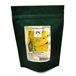 Bananenscheiben Nachfüllpackung, 145g, Frucht&Sinne