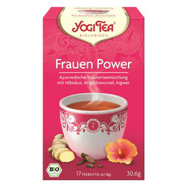 Frauen Power Tee á 1,8g 17 Btl