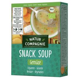 NATUR COMPAGNIE - Snack Soup Gemüse 3x18g 54 g