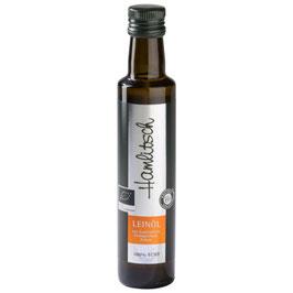 HAMLITSCH - Leinöl kaltgepresst 0,25 l