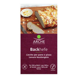 Backhefe 9 g - ARCHE
