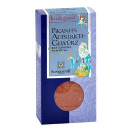 SONNENTOR - Pikantes Aufstrich-Gewürz 60 g
