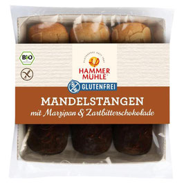 HAMMERMÜHLE - Mandelstangen mit Marzipan glf 125 g