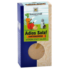 SONNENTOR - Adios Salz Gartengmüse 60 g