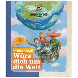 SONNENTOR - Würz Dich um die Welt 50 g