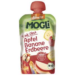 MOGLI - Trink Obst Erdbeere 100 g