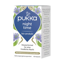Night Time à 0,57g 60 Stk - PUKKA