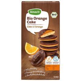Orange Cake 100 g - ALNAVIT