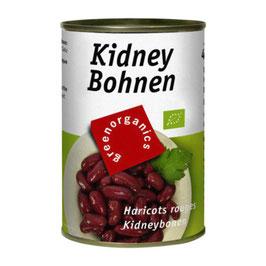 GREEN ORGANICS - Kidneybohnen 400 g