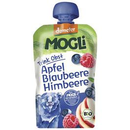 MOGLI - Trink Obst Blaubeere 100 g