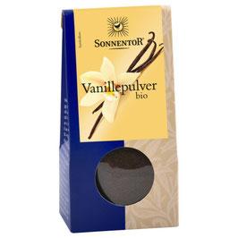 SONNENTOR - Vanille Pulver 10 g