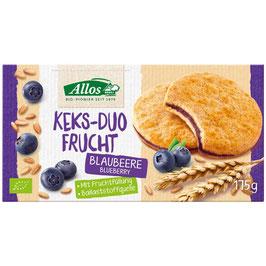 Allos - Keks-Duo Blaubeere 175 g