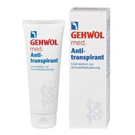 Antitranspirant 125 ml - GEWOHL