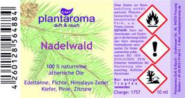 Nadelwald  10ml - Plantaroma
