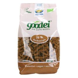 GOODEL - Buchweizen-Leinsaat-Spiralen 250 g