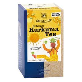 Goldener Kurkuma Tee à 2g 18 Btl