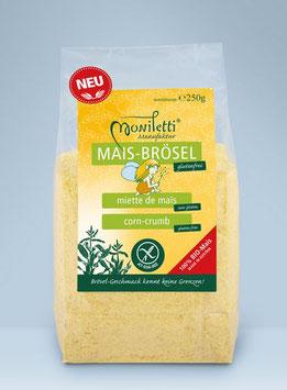 Moniletti - Maisbrösel 250 g