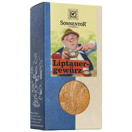 SONNENTOR - Leos Liptauer-Gewürz 60 g