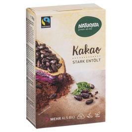 NATURATA - Kakaopulver stark entölt 125 g