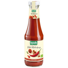 BYODO - Hot Ketchup 500 ml