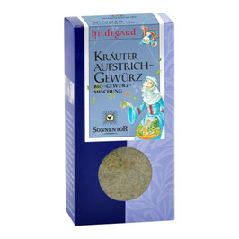 SONNENTOR - Kräuteraufstrich-Gewürz 50 g