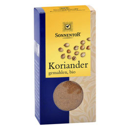 SONNENTOR - Koriander gemahlen 45 g