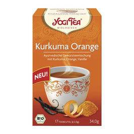 Kurkuma Orange 17 Btl