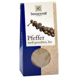 SONNENTOR - Pfeffer weiß gemahlen 35 g