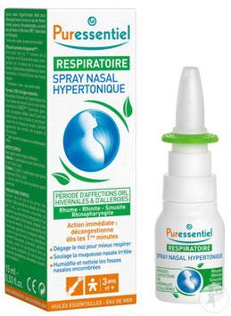 PURESSENTIEL - Atemwege Nasenspray Hypertonisch 15ml
