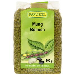 RAPUNZEL - Mungbohnen 500 g