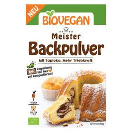 Meister Backpulver 3x17g 51 g -  BIO VEGAN