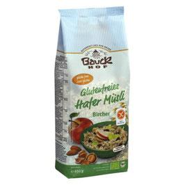Hafermüsli Bircher glf. 450 g - BAUCKHOF