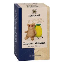 Ingwer-Zitronen Tee 18 Btl
