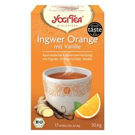 Ingwer Orange Tee á 1,8g 17 Btl