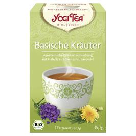 Basische Kräuter á 2,1g 17 Btl