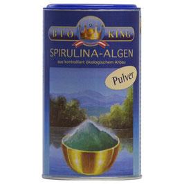BIO KING - Spirulina-Algen Pulver 200 g