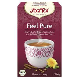 Feel Pure Tee á 1,8g 17 Btl