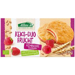 Allos - Keks-Duo Himbeere 175 g