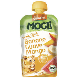 MOGLI - Trink Obst Guave 100 g
