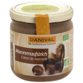 DANIVAL - Maronenaufstrich 380 g